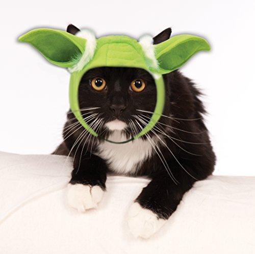 r Wars Classic Hund Yoda Ohren mit Kopfbedeckungen ()