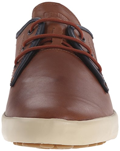Camper Pelotas Persil Vulcanizado, Baskets Basses Homme Marron (Medium Brown)