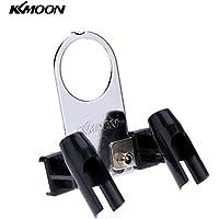 KKMOON 2 aerografo titolare compressore regolatore aria