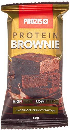 Prozis 15 x Protein Brownie 50 g Schoko-Erdnuss -