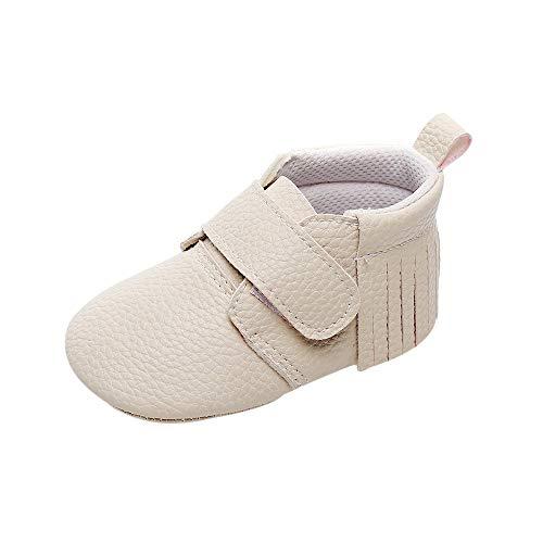 Heligen Abstand Neugeborenes Kleinkind Baby Mädchen Jungen Cute Solid Quaste Erste Wanderer Sneaker Winter Dicke Schnee Baby Schuhe Freizeitschuhe
