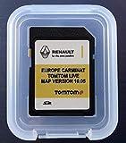 Carte SD GPS Europe 2018-10.05 - Renault Tomtom Live