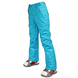 APTRO Damen Skihose Outdoor Winddicht Wasserdicht Warm gefütterte Hosen