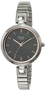 Titan Raga Viva Analog Grey Dial Women's Watch - 2603QM01