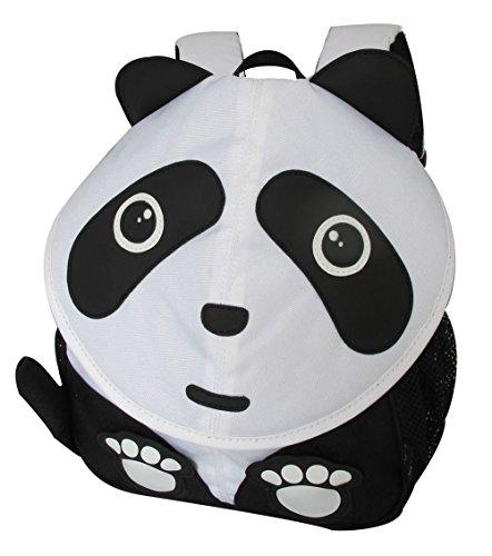 (Tierkinderrucksack Kleinkind Jungen Mädchen Rucksäcke Tasche Original-Certified Kidland 2-6 Jahre, viele Entwürfe (Panda))