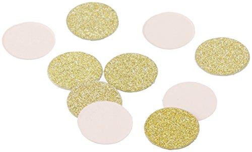 Preisvergleich Produktbild Ginger Ray Gold Glitter und Pastellfarben Rosa Hochzeit / Party Tisch Konfetti - In Pastellfarben Perfektion