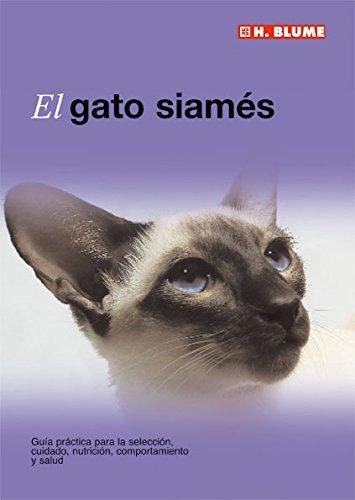 El gato siamés (Mascotas)