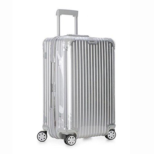 Sunikoo Koffer schutzhülle Elastisch Cover Reisekoffer Schutz für Rimowa Topas