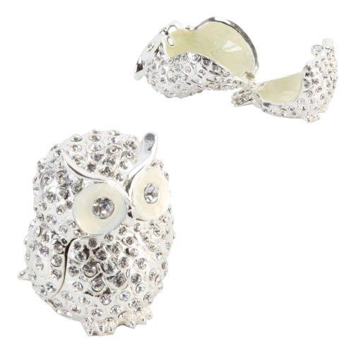 329d68ea56b Juliana Cristal Chouette Boîte à Bijoux – Ornement – Treasured Trinkets