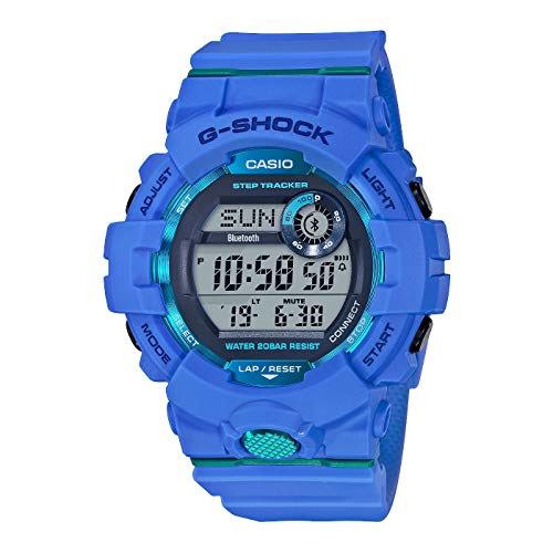 G-Shock G-Squad Stepcounter Bluetooth Connected Uhr GBD-800-2ER