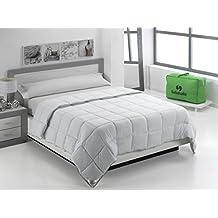 Sabanalia - Edredón nórdico, fibra 300 g Xtreme (varios tamaños disponibles), cama de 180 cm - 260 x 240 cm