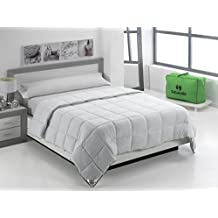 Sabanalia - Edredón nórdico, fibra 300 g (varios tamaños disponibles), cama de 90 cm - 150 x 220 cm