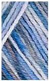100g Schachenmayr Color 4-fädig - Farbe: 00181 - Sylt Color - die Klassische Sockenwolle in höchster Qualität.