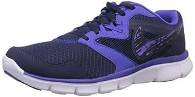 Nike Men's Flex Experience Rn 3 Msl Midnight Navy,Black,Persian Volt  Running Shoes -10 UK/India (45 EU)(11 US)