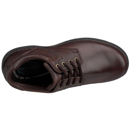 Hush Puppies Bennett, Chaussures de ville homme Marron (Brown)