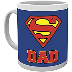 GB eye LTD, Superman, Superdad, Taza
