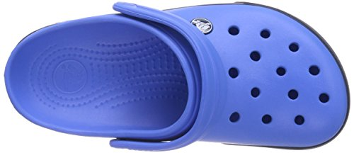 Crocs Band 2.5, Sabots mixte adulte Bleu (Varsity Blue/Navy)