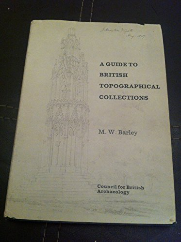 Guide to British Topographical Collections