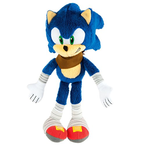 Image of Sonic the Hedgehog T22505A5SONIC 8-Inch Sonic Boom Plush Toy