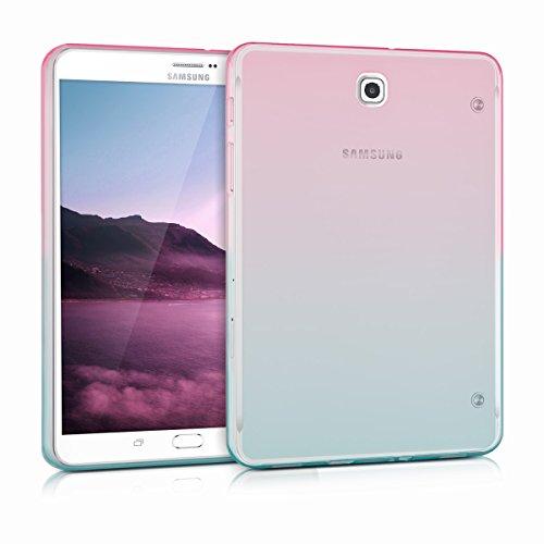 kwmobile Samsung Galaxy Tab S2 8.0 Hülle - Silikon Tablet Cover Case Schutzhülle für Samsung Galaxy Tab S2 8.0