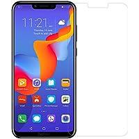 Electro-weideworld 2 Pack Protector de Pantalla Huawei Honor Play, Cristal Vidrio Templado Premium HD Film Protector de Pantalla Screen Protector para Huawei Honor Play,[9H Dureza],Transparente
