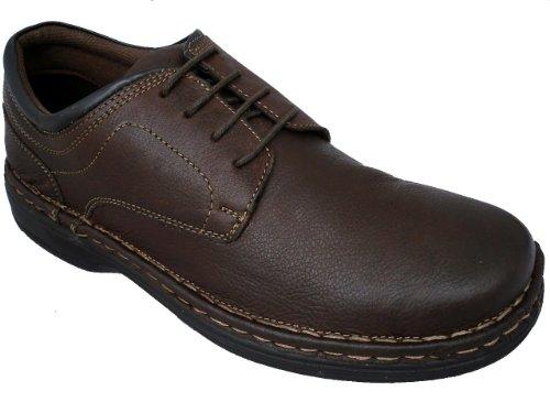 RTB , Chaussures de ville à lacets pour homme multicouleur Noir/marron Marron - marron