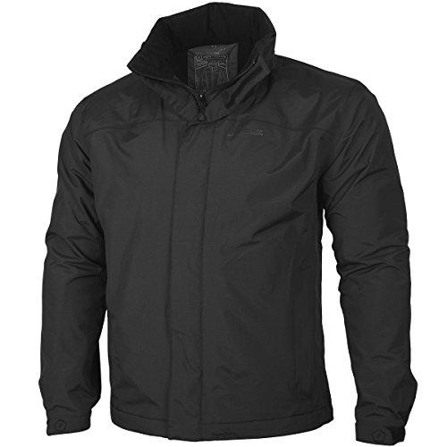 Pentagon Herren Atlantic Plus Regen Jacke Schwarz Größe M Atlantic Zip Jacket