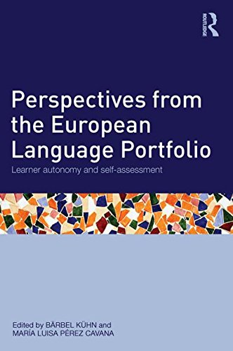 Perspectives from the European Language Portfolio: Learner autonomy and self-assessment