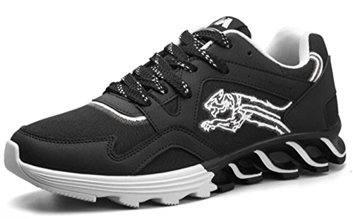 LFEU Chaussure de Sport Homme Basket Pour Multisport Outdoor Sport Fitness  Sneakers Loisir Antidérapant Tendance 36 0176f48e6aa