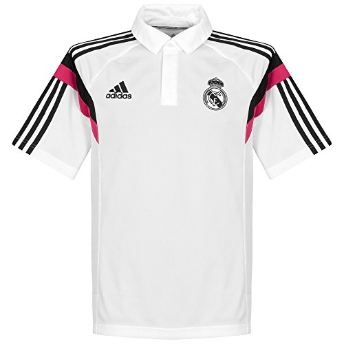 Polo Real Madrid -Blanco- 2014-15