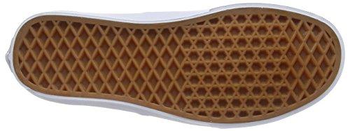 Vans - Authentic, Sneaker basse Unisex - Adulto Black (Baja Blanket - Multi/True White)
