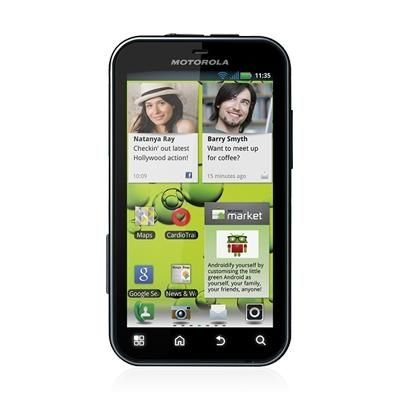 """Preisvergleich Produktbild Motorola DEFY+ - 3G - microSDHC Steckplatz - 3.7"""" - 480 x 854 Pixel - 5 Mpix"""
