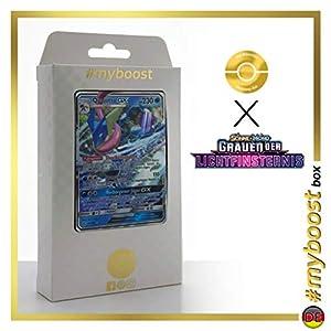 Palkia-GX 20/131 - #myboost X Sonne & Mond 6 Grauen Der Lichtfinsternis - Box de 10 Cartas Pokémon Aleman