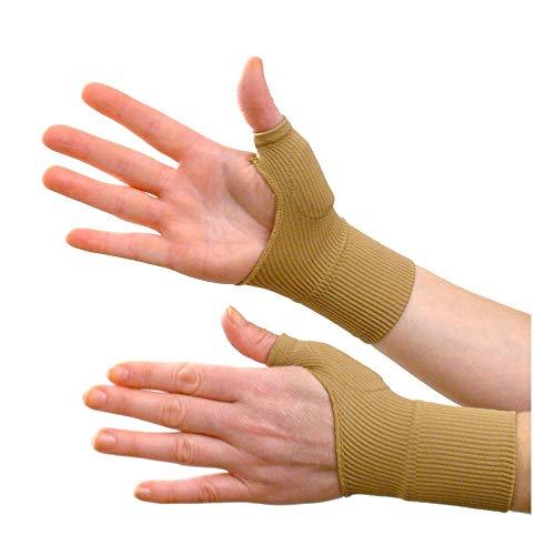 Therapiehandschuhe, Gelgefüllt, Daumenhandschuhe, Handgelenkstütze, Arthritis, Kompression, Raynaud -