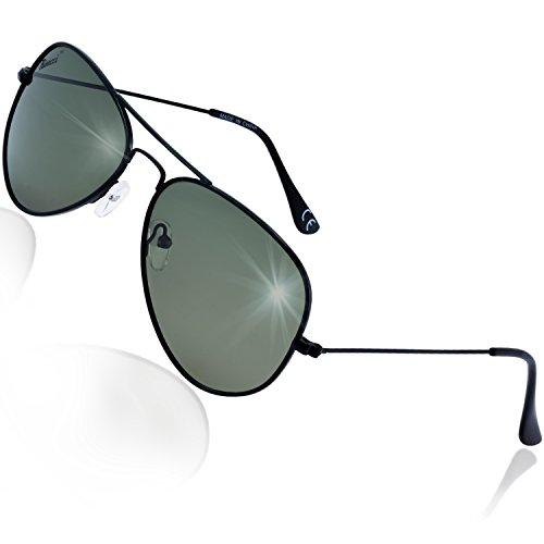 lunettes de soleil Polarized UV400 Sports Lunettes de soleil pour Outdoor Sports Driving Pêche Running Skiing Escalade Randonnée Convient pour les hommes et les femmes Vente bon marché (TJ-025) (H) IF9Sfa