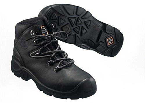 SanitaSan-Safe Colorado Boot - Scarpe Antinfortunistiche Unisex – Adulto Nero (Nero (nero))