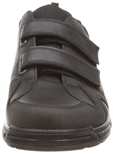 Ricosta Tamo M 62, Mocassins homme Noir (schwarz Black)