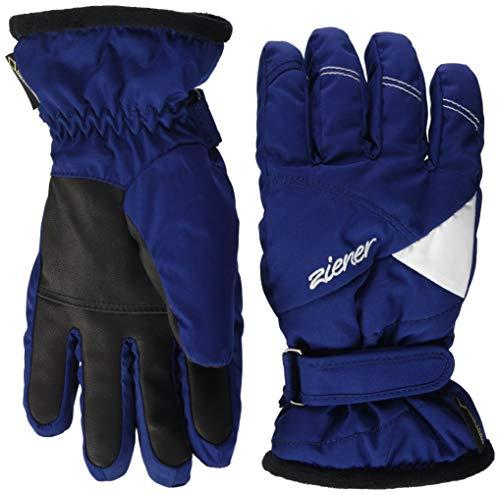 Ziener Kinder Lara GTX(R) Girls Glove junior Ski-Handschuhe, Estate Blue, 3 | 04059749254744