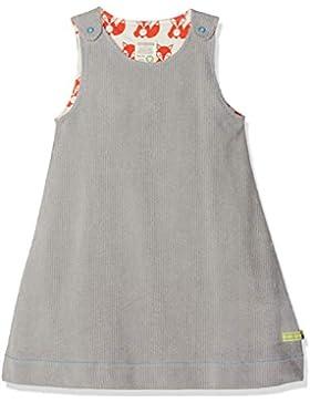 loud + proud Baby-Mädchen Kleid Wendekleid Cord