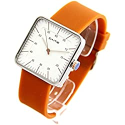 Dream Homme - Montre Homme Silicone Marron CAITE CITIZEN 1822