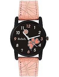 5c51e8f9e392 Relish Analog Black Dial Watches for Girls   Women