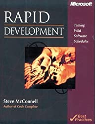 Rapid Development by Steve McConnell (2003-08-01)