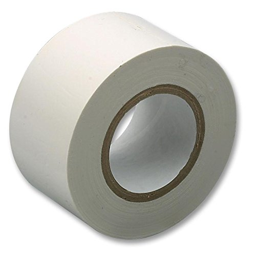Price comparison product image Insulation Tape PVC Electrical,  19MM x 20M,  White / EJC Avenue