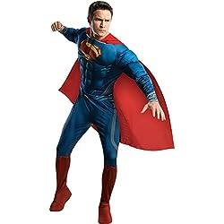 Rubies - Disfraz Superman de niño a partir de 3 años (RU887157LG)