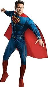 Rubie's IT887157-XL - Costume Superman Deluxe, XL