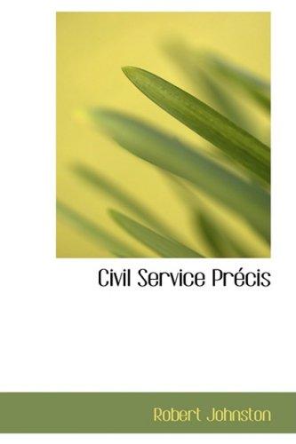 Civil Service PrAccis