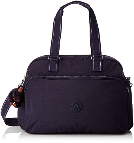 d76df29146866 Kipling - JULY BAG - Reisetasche - Pastel Beige C - (Beige) Blue Purple