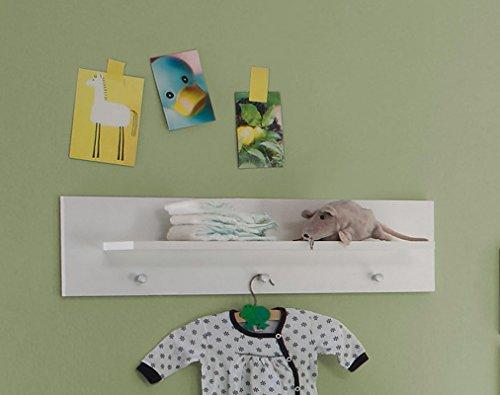 Wandboard Olivia von Trendteam Weiß by Wohnorama