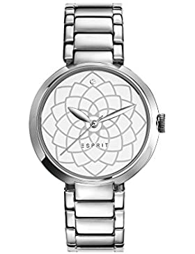 Esprit Damen-Armbanduhr TP10903 Silver Analog Quarz Edelstahl ES109032001