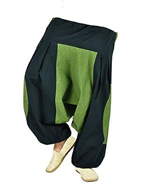 virblatt – Haremshose Herren Damen Aladinhose alternative Kleidung – Elemente